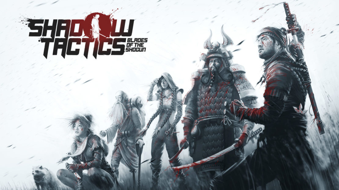 Shoadow Tactics - Blades of the Shogun