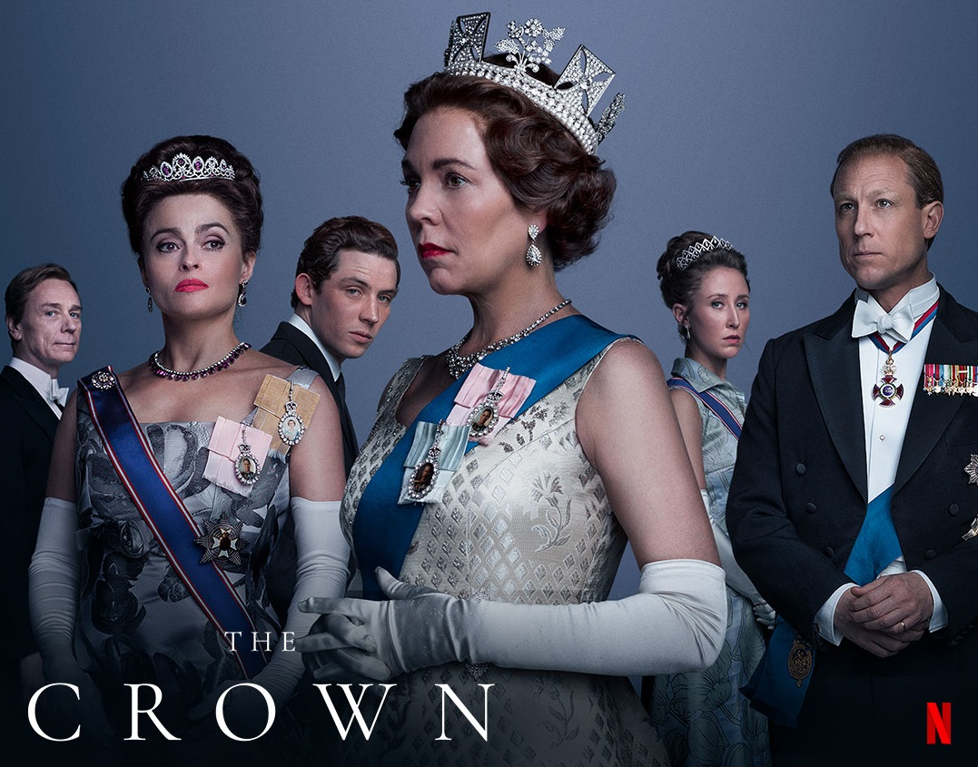 Series parecidas a The Crown