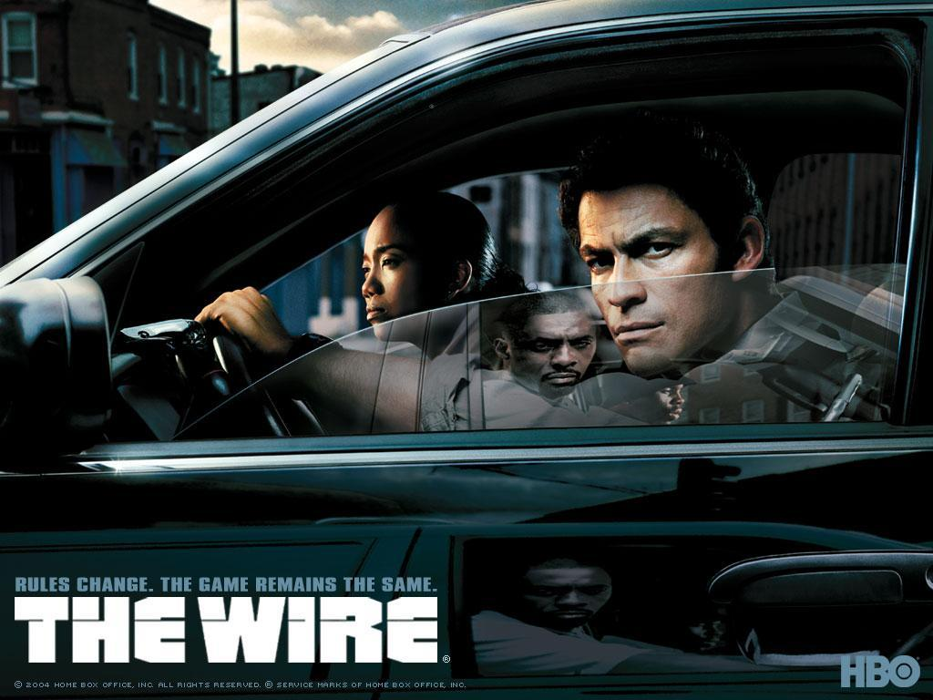 Series parecidas a The Wire